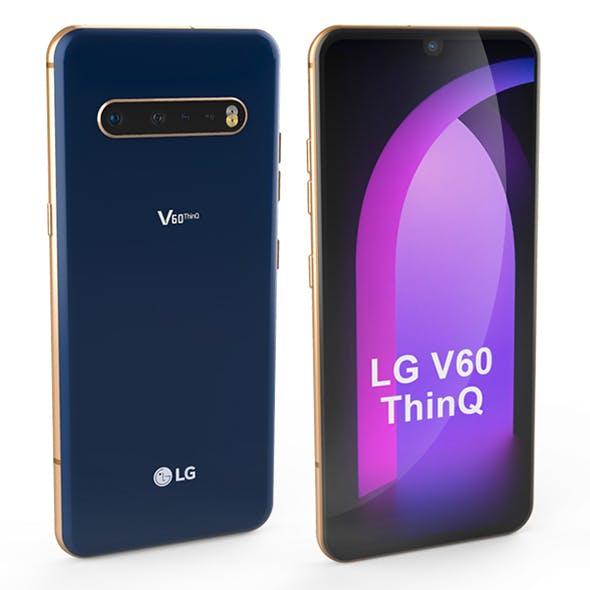 LG V60 Thin Q