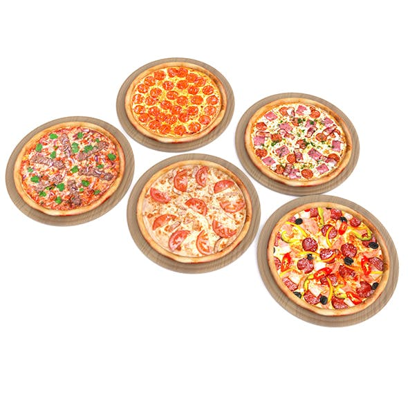 5 Pizza pack