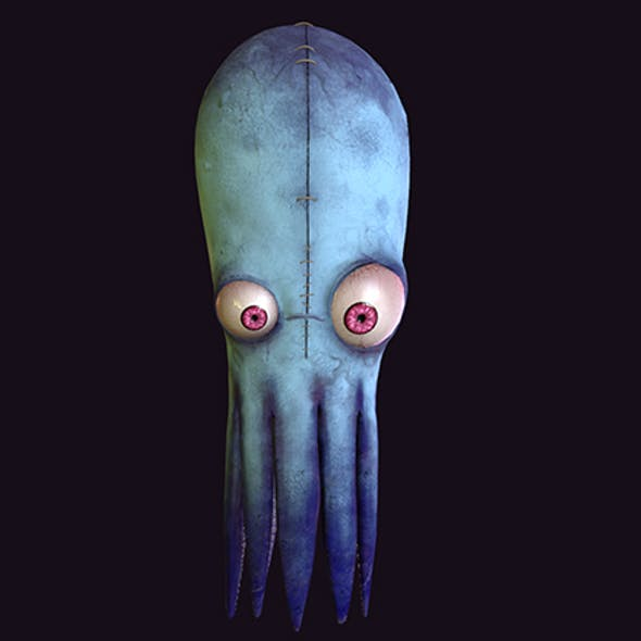 Fantasy Octopus