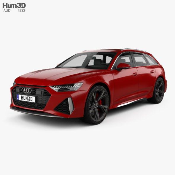 Audi RS6 avant 2019