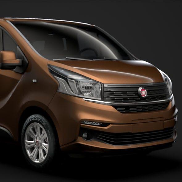 Fiat Talento Minibus 2019