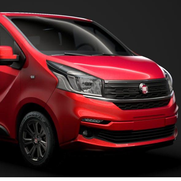 Fiat Talento Minibus LWB 2019