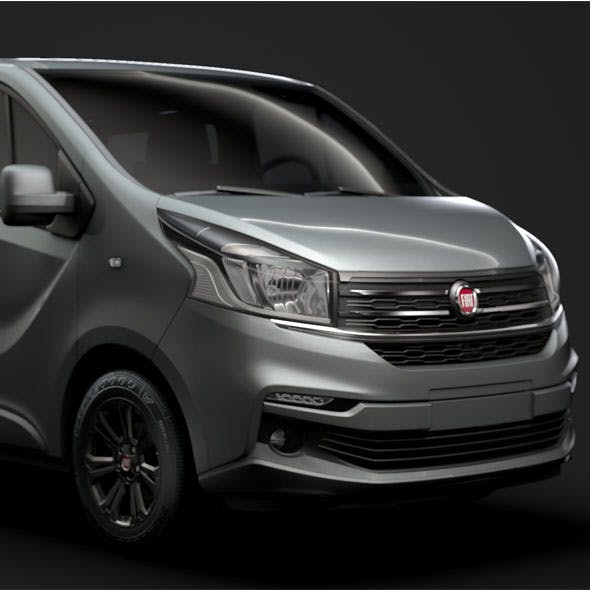Fiat Talento Minibus SpaceClass 2019
