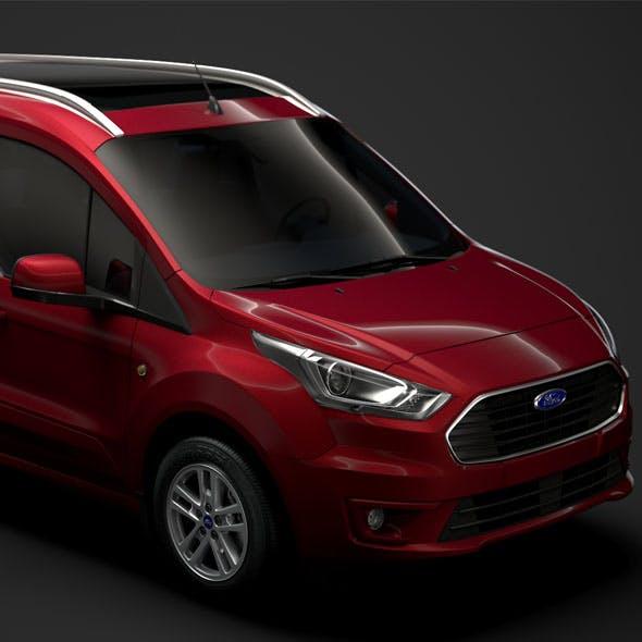 Ford Grand Tourneo Connect 2020