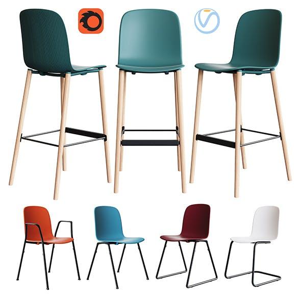 Steelcase - Office Chair Cavatina Set2