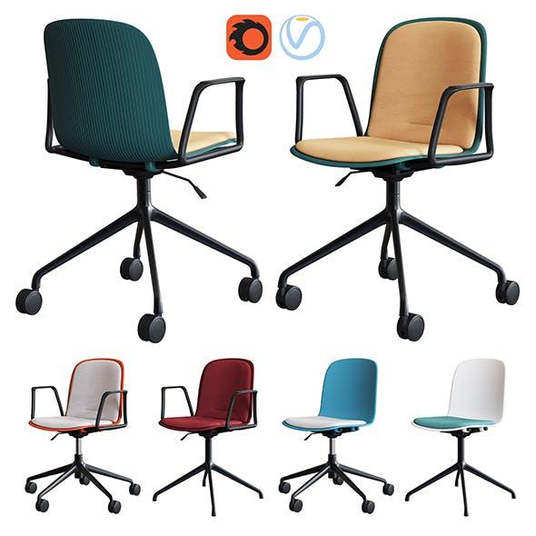 Steelcase - Office Chair Cavatina Set1