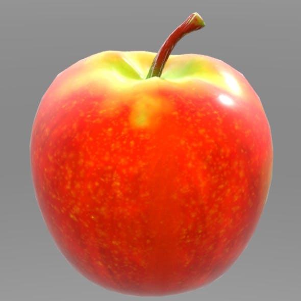 Apple - 3DOcean Item for Sale