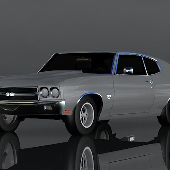 Chevrolet Chevelle SS 454