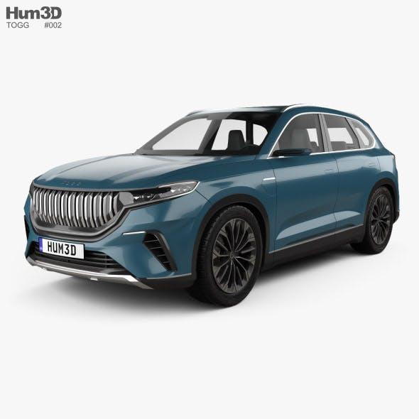 TOGG SUV 2019