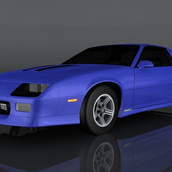 Chevrolet Camaro IROC