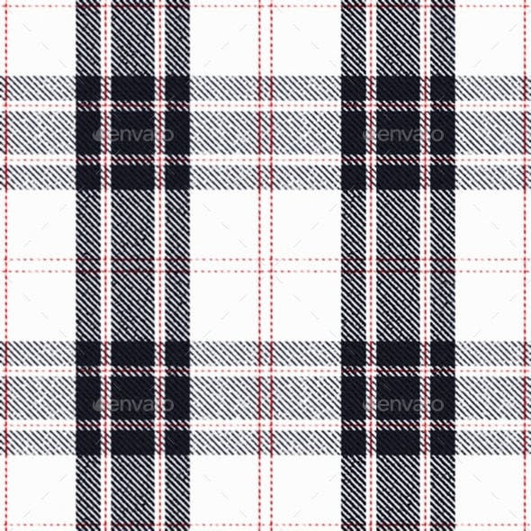 Seamless tartan plaid pattern texture