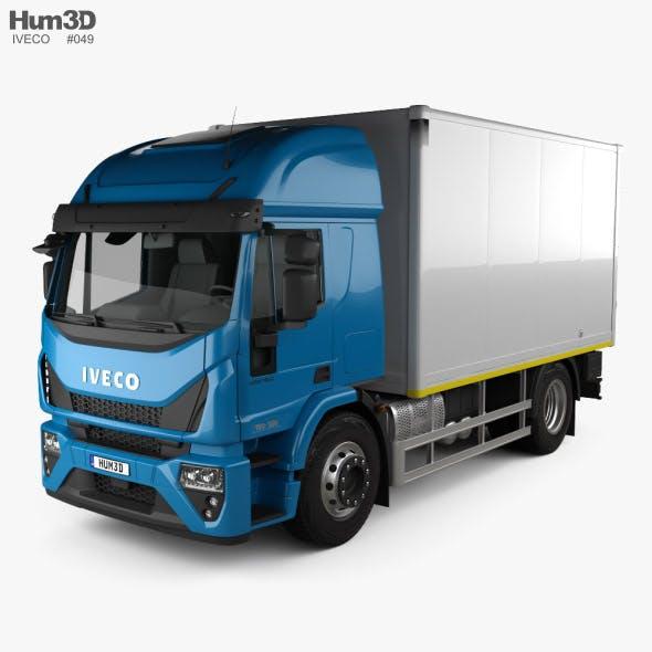 Iveco EuroCargo Box Truck 2019