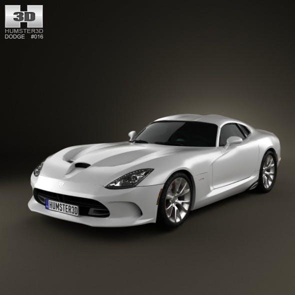 Dodge SRT Viper GTS 2012