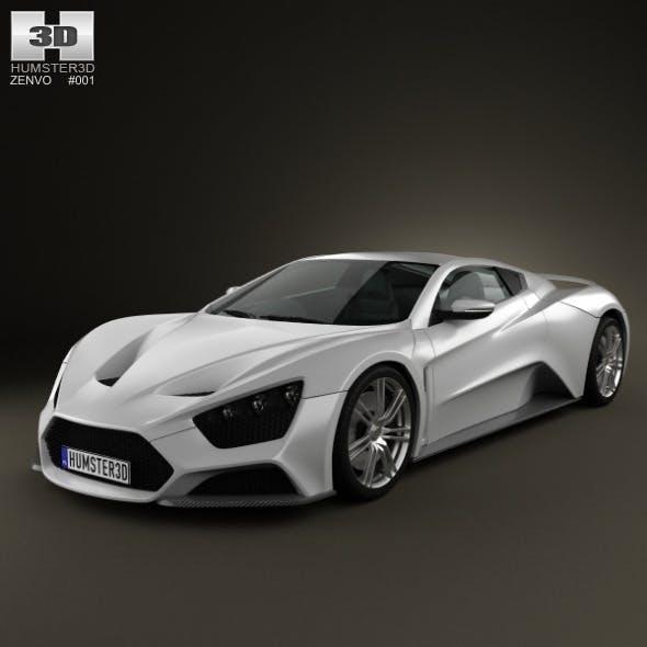 Zenvo ST1 2010