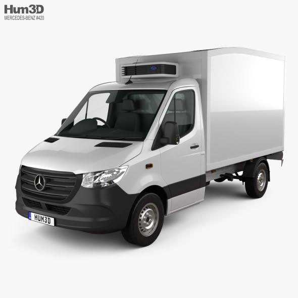 Mercedes-Benz Sprinter Delivery Van 2019