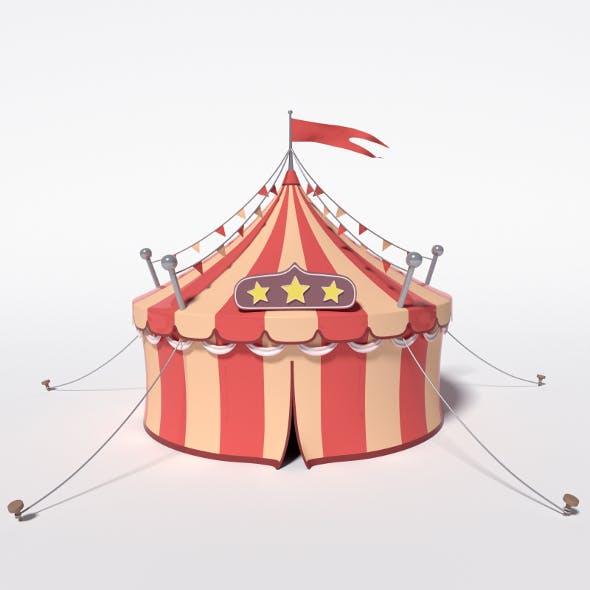 Cartoon Circus - 3DOcean Item for Sale