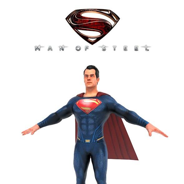Man Of Steel 3D