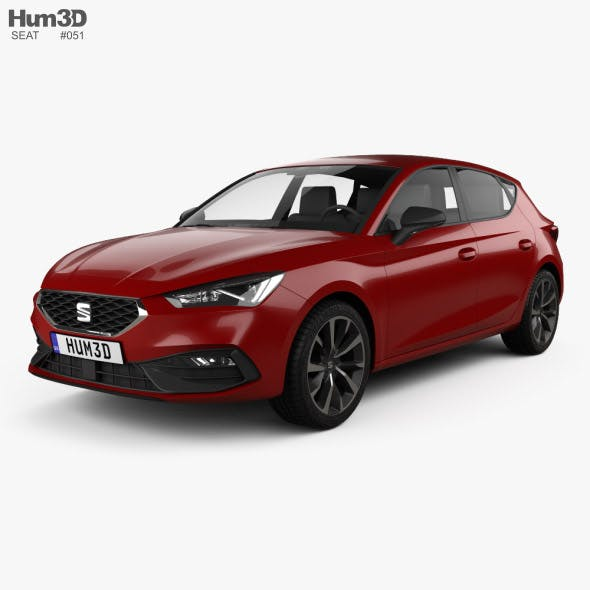 Seat Leon FR 5-door hatchback 2020
