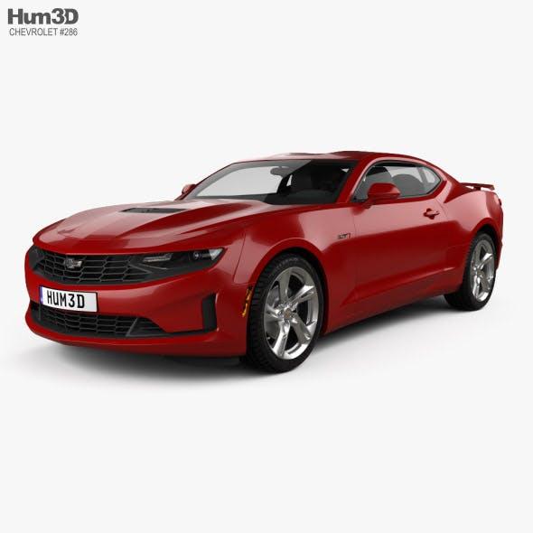 Chevrolet Camaro coupe LT1 2020 - 3DOcean Item for Sale