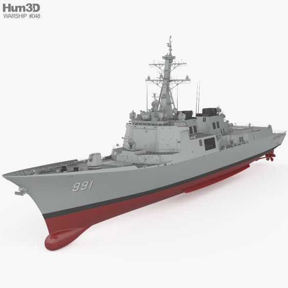 Sejong the Great-class destroyer