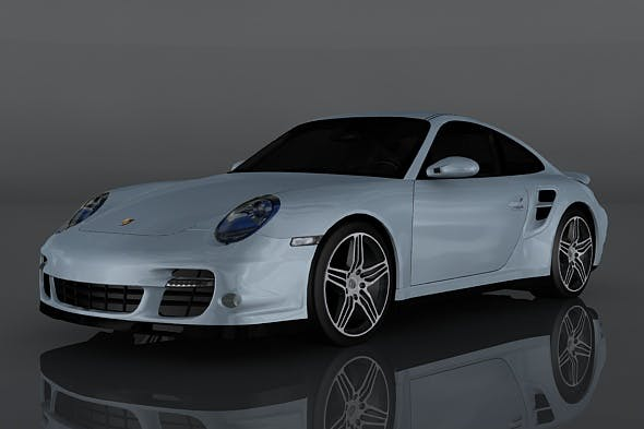 Porsche 911 997 - 3DOcean Item for Sale