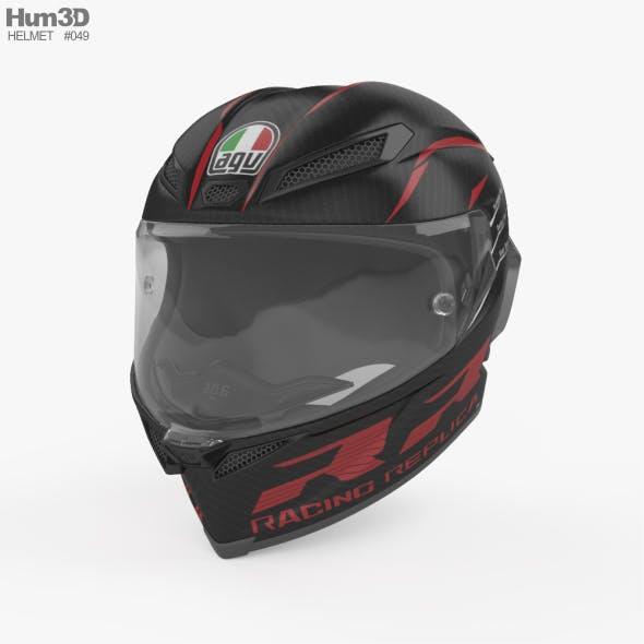 AGV Pista GP RR ECE DOT Multi Racing Helmet