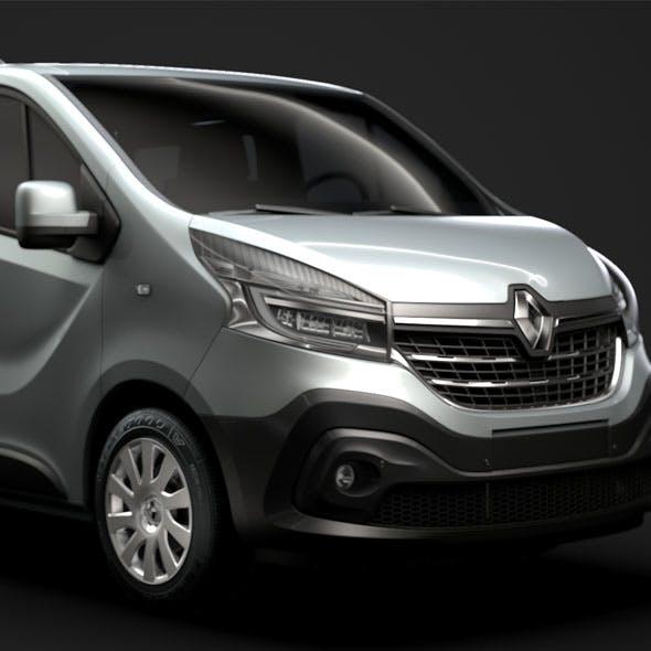 Renault Trafic Combi 2019