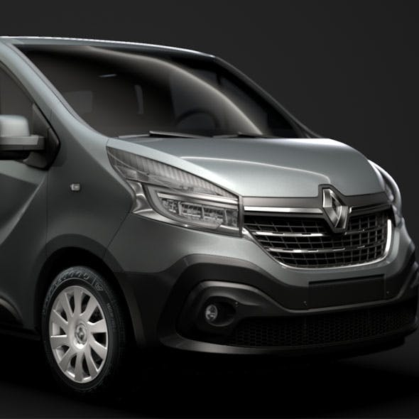 Renault Trafic Combi LWB 2019