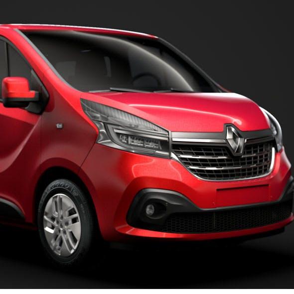 Renault Trafic Minibus 2019