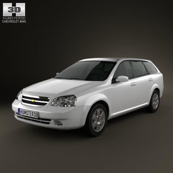 Chevrolet Lacetti Wagon 2011
