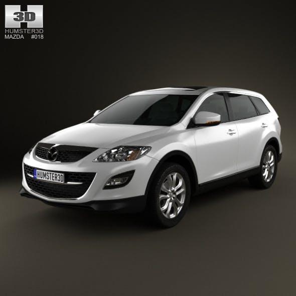 Mazda CX-9 2012 - 3DOcean Item for Sale