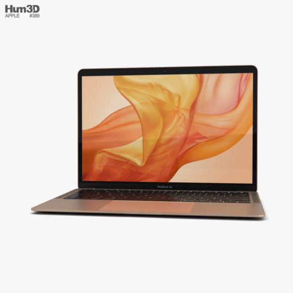 Apple MacBook Air (2020) Gold