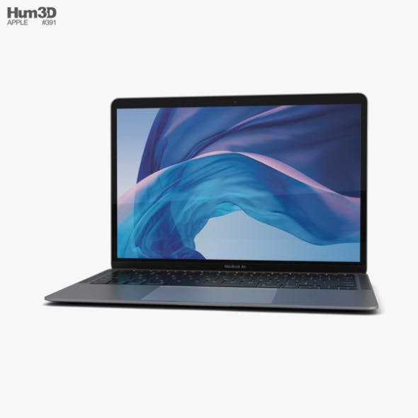 Apple MacBook Air (2020) Space Gray