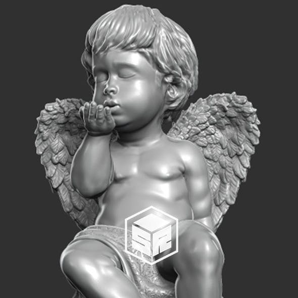 Little Angel - 3D Print Ready