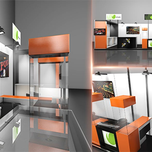 Amazing Exhibition Pavilion 6