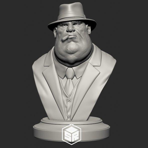 Mafia Boss Variation A - 3D Print Ready