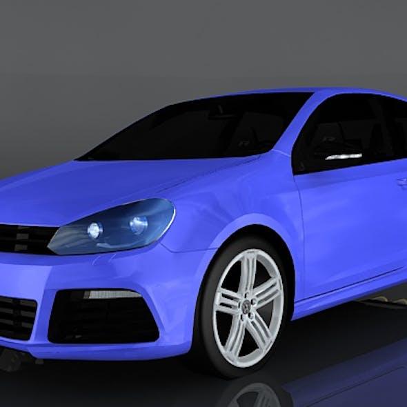 Volkswagen Golf R MkVI