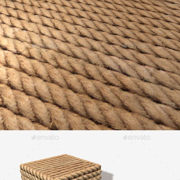 Rope Seamless Texture