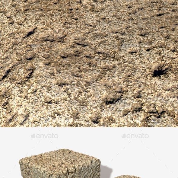 Volcanic Rock Seamless Texture