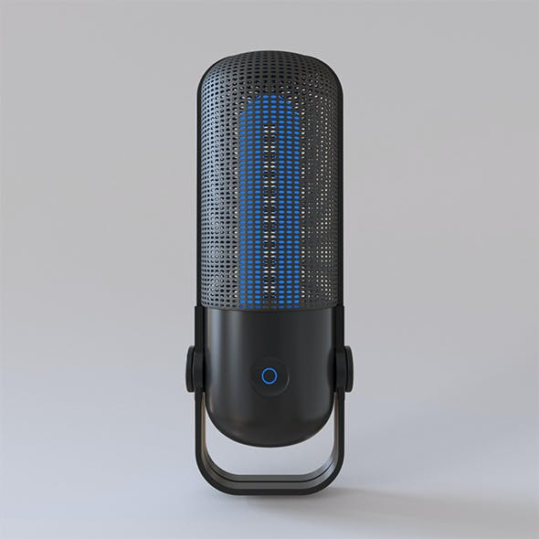 Microphone USB E3D & C4D