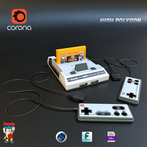 Dendy Junior Console