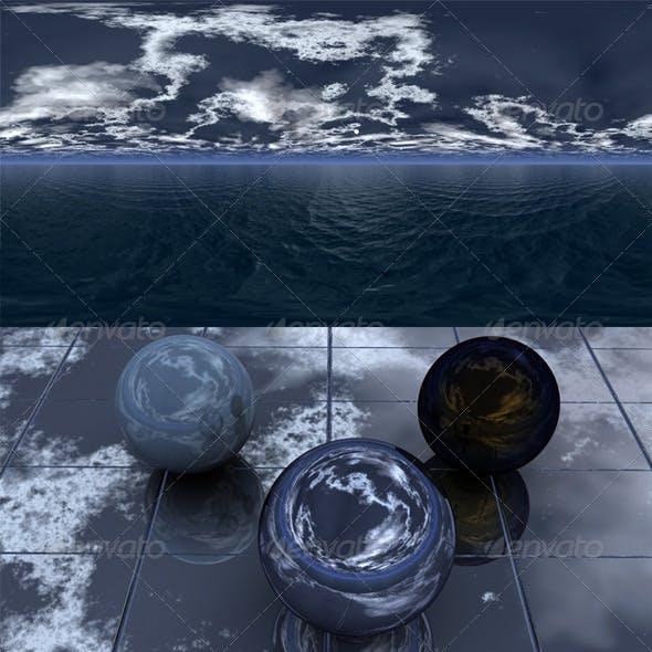 Night sea 6 - 3DOcean Item for Sale