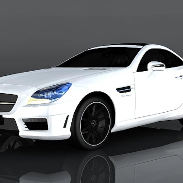 Mercedes Benz SLK55