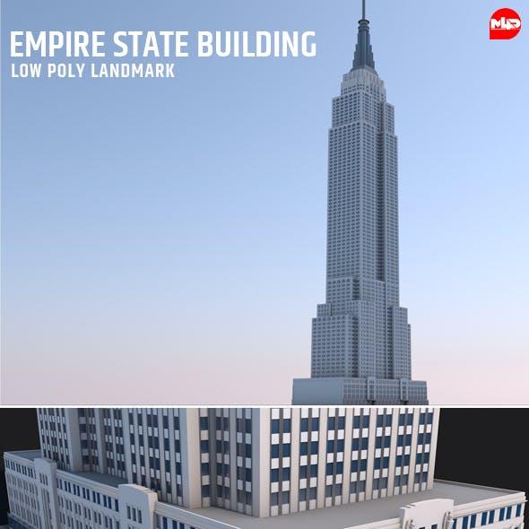 Empire State Building Landmark