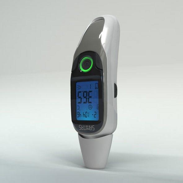 Thermometer SANITAS SFT 75 - 3DOcean Item for Sale