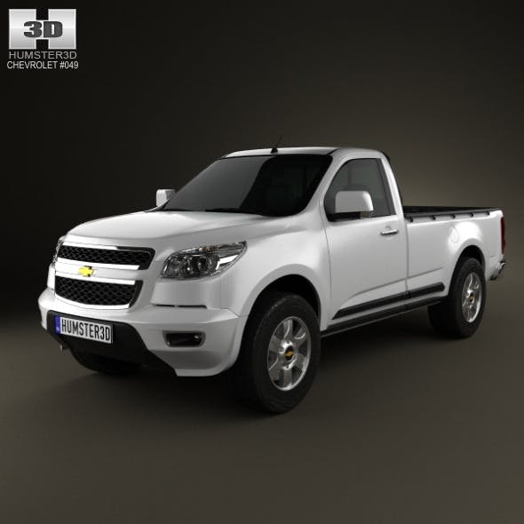 Chevrolet Colorado S-10 Regular Cab 2013