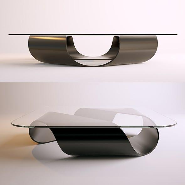 Vray Ready Modern Table