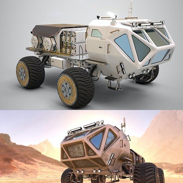 Marsohod Rover
