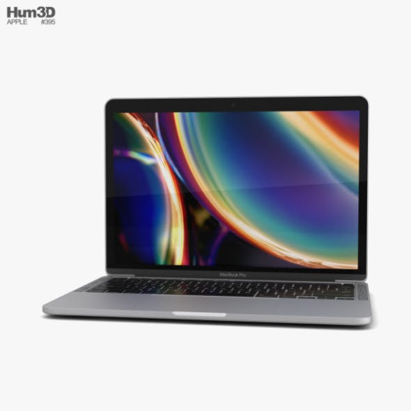 Apple MacBook Pro 13 inch (2020) Silver