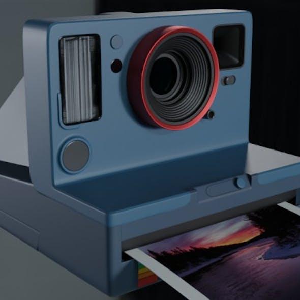 Photo Camera(Polaroid)